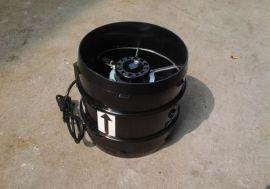 实验室防腐轴流风机 抽气罩风机 噪音小 低耗能