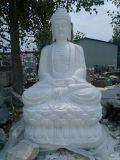 石雕观音像 仿古石雕佛像 汉白玉石刻佛像