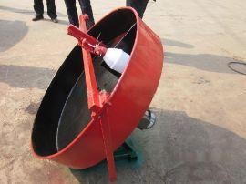 新疆乌鲁木齐市圆盘造粒机鸡粪有机肥造粒机