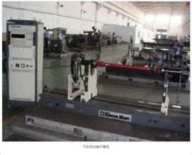上海申曼动平衡机厂   汽车传动轴平衡机