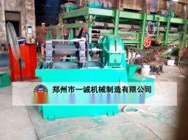 有机肥设备郑州一诚机械对辊挤压造粒机的使用经验