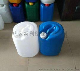 庆云新利25公斤角口桶25升塑料桶