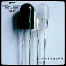 万润科技(广东恒润光电)厂家直销红外发射二极管,红外接收头