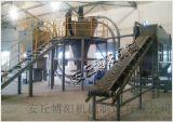 鐵礦粉管鏈輸送機|非金屬管鏈提升機