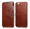 iPhone7 7p 5.7寸手机真皮保护皮套