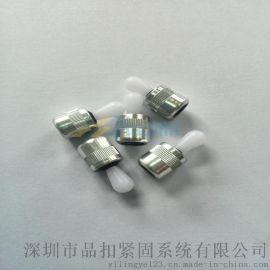 HALDER标准2215系列 塑胶把手 带密封圈 侧向式定位柱光滑 定位夹具