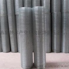 工地用镀锌电焊网 墙体防裂铁丝网 0.8MM外墙用电焊网厂家直销