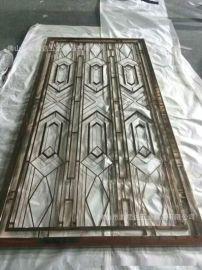 郑州不锈钢隔断屏风    不锈钢屏风生产  不锈钢花格造型