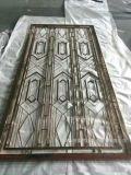 鄭州不鏽鋼隔斷屏風    不鏽鋼屏風生產  不鏽鋼花格造型