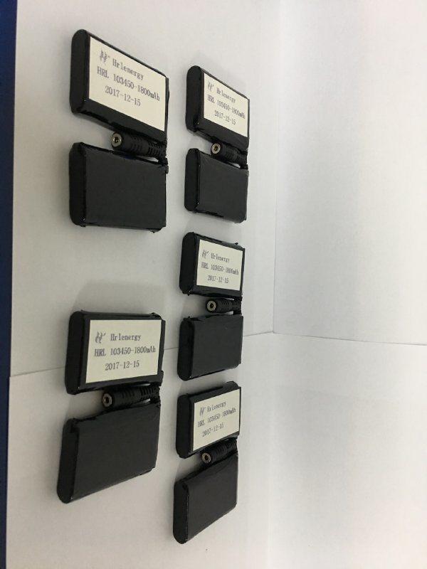 103450-1800mah   保暖服电池厂家