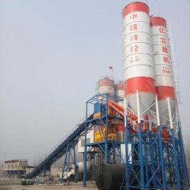 亿立HZS90混凝土搅拌站厂家混凝土搅拌机械混凝土搅拌机价格