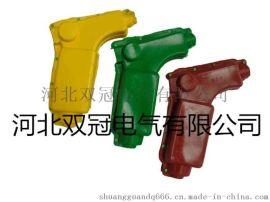 卡口式硅胶高压绝缘护套  电缆线绝缘护套规格型号