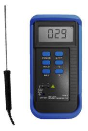 攜帶型數位熱電偶溫度計(單通道型)  ATFC-305A