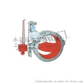电磁式煤气安全切断阀不锈钢阀门-鸿宇