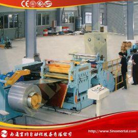 金属薄板开卷校平生产线 高精度金属板材校正机