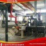 自動卷板機生産線 卷板機成套设备 金屬板材自動卷圓