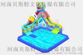 游乐设备闯关乐园夏季楼盘活动承办水上游乐园