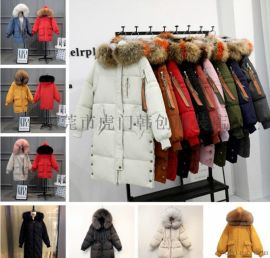 便宜韩版女装棉衣低价库存棉服羽绒服清货亏本清货棉衣