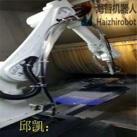 喷涂机器人图片 视频 喷涂机械手 喷漆自动化