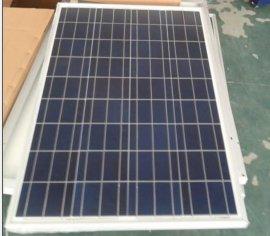 80W多晶硅太阳能电池板