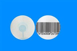 超市防盗软标签,防盗磁贴,超市防盗耗材