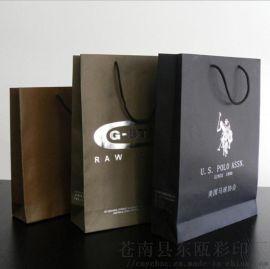 廠家直銷 時尚環保禮品袋 創意廣告手提紙袋 可批發定制