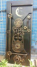 蚌埠花園鐵藝門十大品牌 定制歐式鐵藝門 別墅庭院門