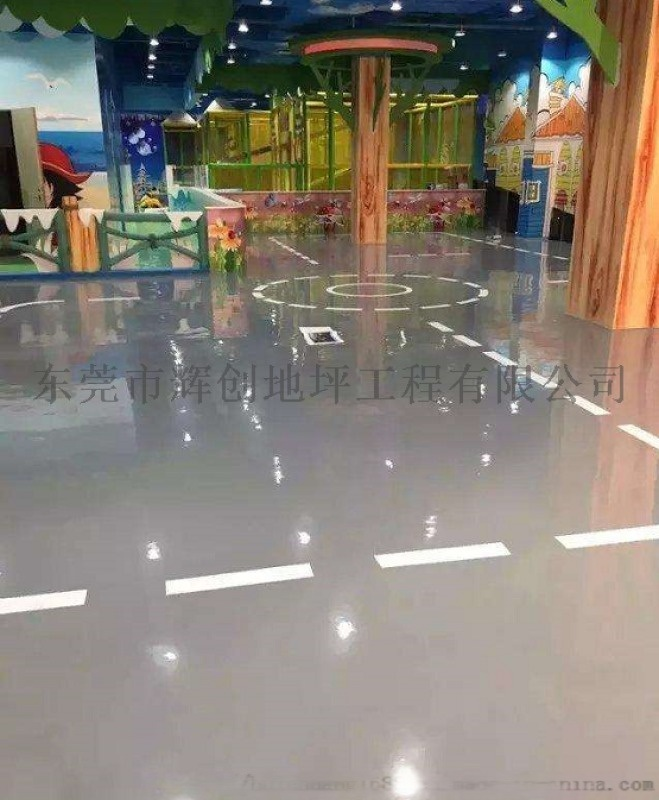 辉创环氧树脂环保地坪漆,水泥地板漆