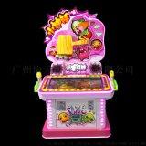 怡天动漫新款亲子敲击机小神锤儿童游戏机设备厂家直销