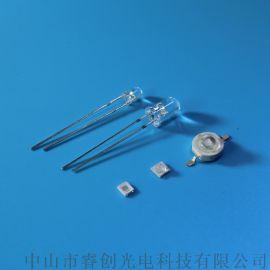 5mm紫光led,验钞防伪固化紫光LED