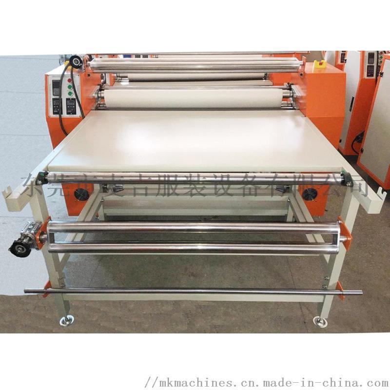 滚筒烫画机 数码热转印机 多功能服装面料烫印