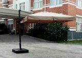 户外遮阳伞、花园阳台庭院罗马伞、保安岗亭伞定制