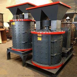 立轴式数控制砂机 移动式板锤制砂机 复合式破碎机