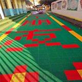 陝西幼兒園軟質懸浮地板陝西籃球場拼裝地板材料