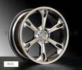 ALFA汽車輪轂識別定位檢測