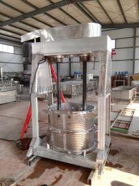 橙子榨汁机 葡萄压榨机 蔬菜水果压榨脱水设备
