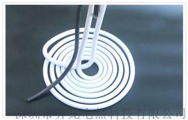 防酸碱发热管 中温电热管 氟塑料发热管