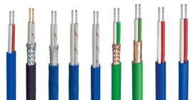 S型、E型、B型、K型熱電偶補償導線