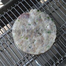 诸城博康长期供应鱼饼 虾饼自动成型机