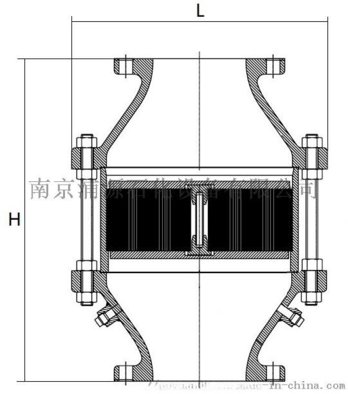 儲油罐專用防爆燃型阻火器