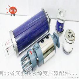 变压器维护呼吸器,变压器配件吸湿器,双呼吸变色硅胶