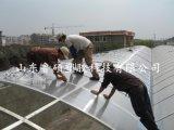濟陽陽光板溫室 山東陽光板