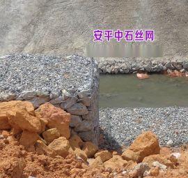 8*10蜂巢格网护岸 镀锌覆塑格宾网箱护坡