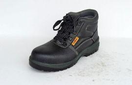 真皮防砸高质量安全防护工作鞋劳保鞋厂家直销
