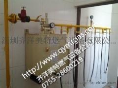 中邦30公斤电加热壁挂式气化器