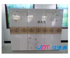武汉印花更衣柜打印机 ABS/PVC/不锈钢更衣柜门彩绘印花