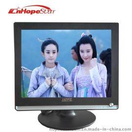 17寸新款4: 3薄屏电视/电脑功能LED液晶显示器