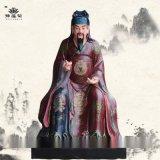 道教神像扁鵲 華佗 藥王菩薩像   神醫雕塑佛像