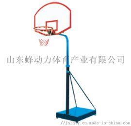 山东蜂动力体育器材厂家供应休闲篮球架