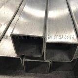 惠州201不鏽鋼方管,拉絲不鏽鋼方管